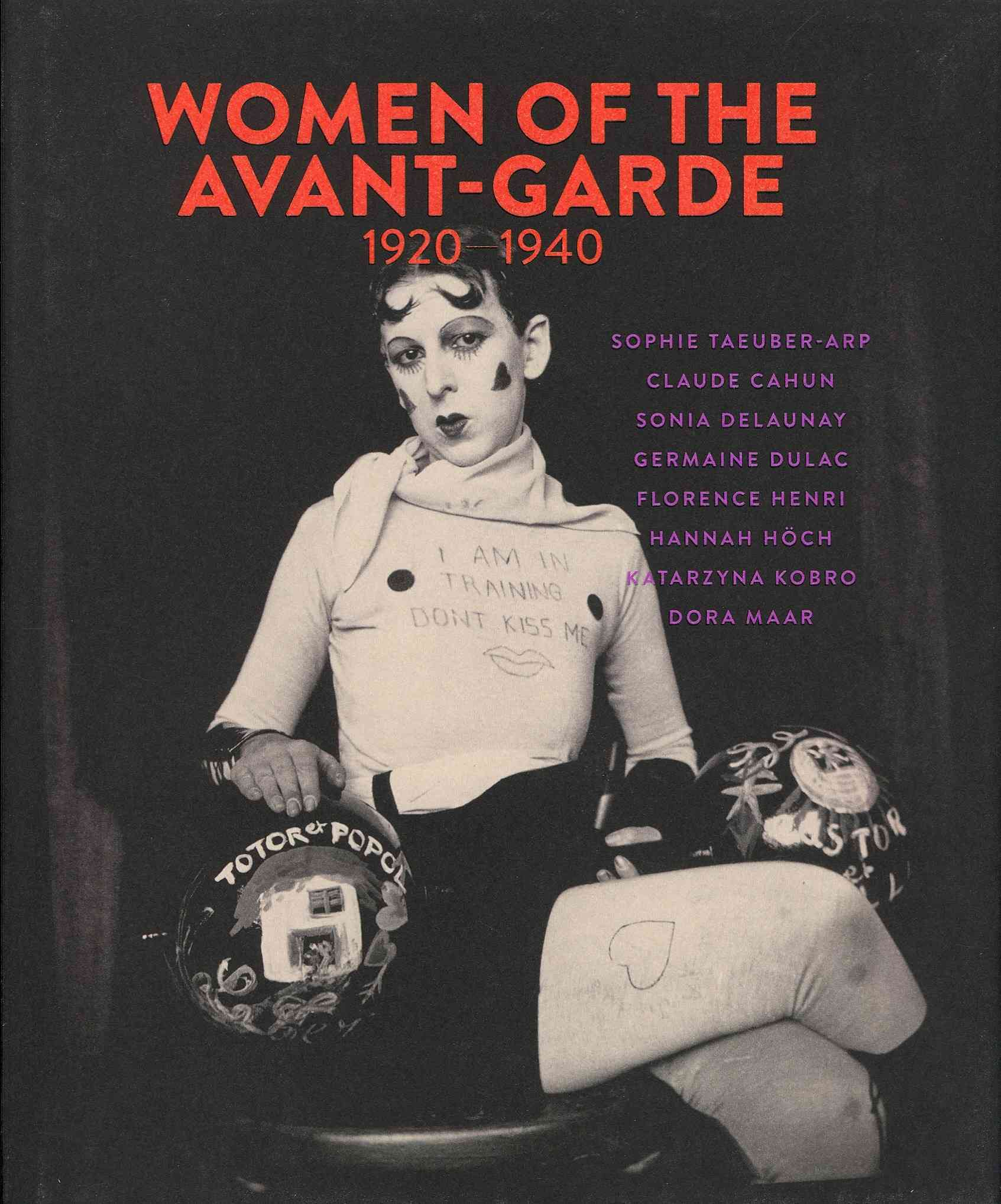 Women of the Avant-Garde 1920-1940 By Juul Holm, Michael (EDT)/ Marcus, Mette/ Degel, Kirsten (EDT)/ Rank, Jeanne (EDT)